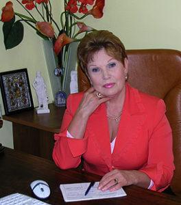 Елисеева Ольга Ивановна