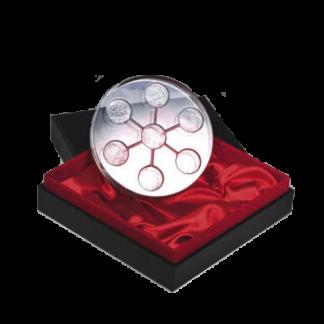 Квантовый биодиск структуризатор жидкостей