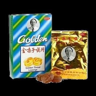 Леденцы от горла Золото Тибета, 20 шт