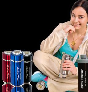 Портативный ионизатор воды 380 ml