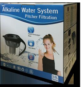 коробка кувшина ионизатора воды